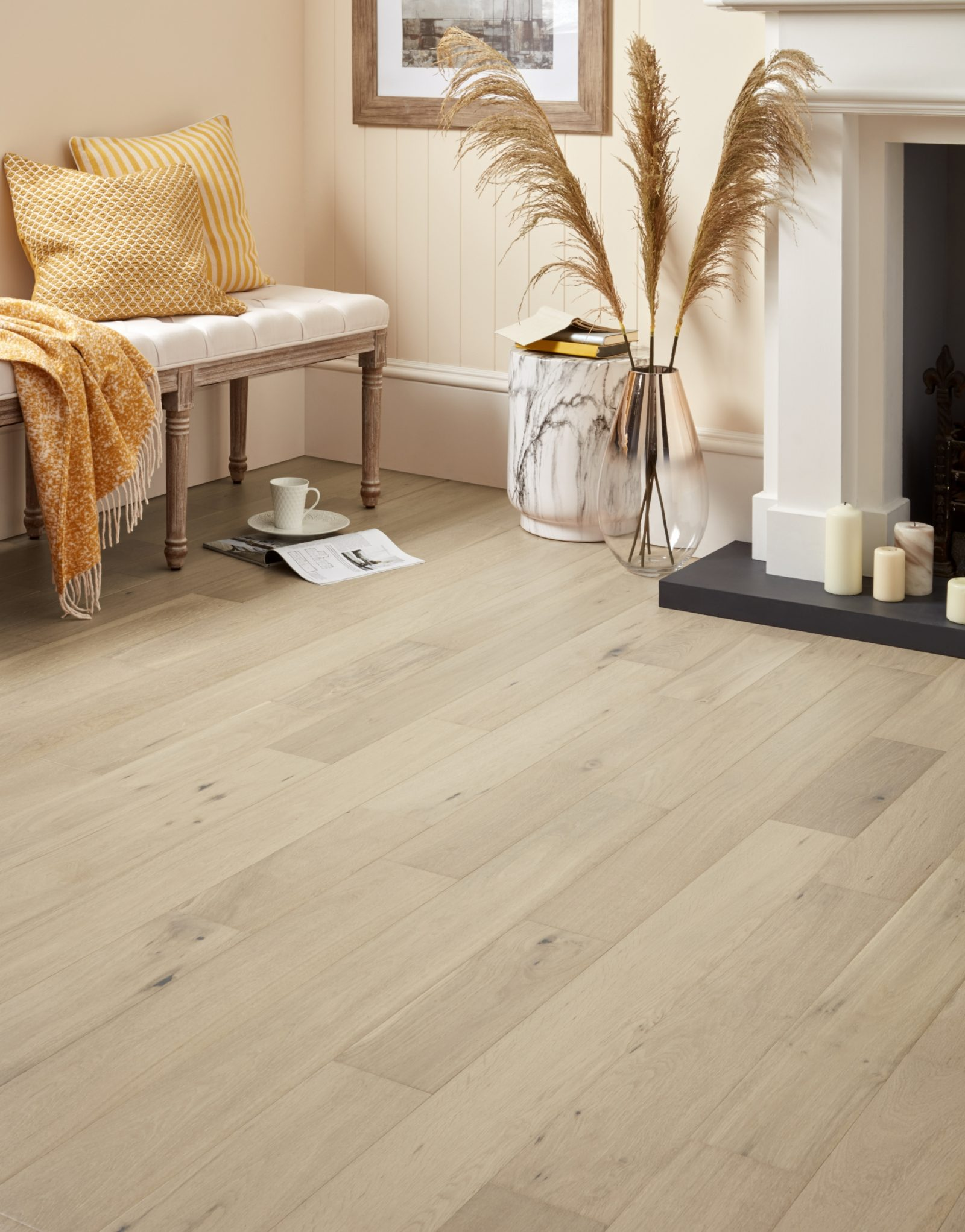 Gelato Oak Brushed and Lacquered W96955 B 1