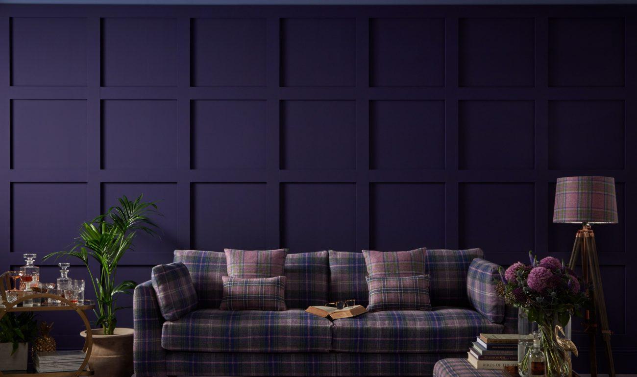 National Trust Purple A
