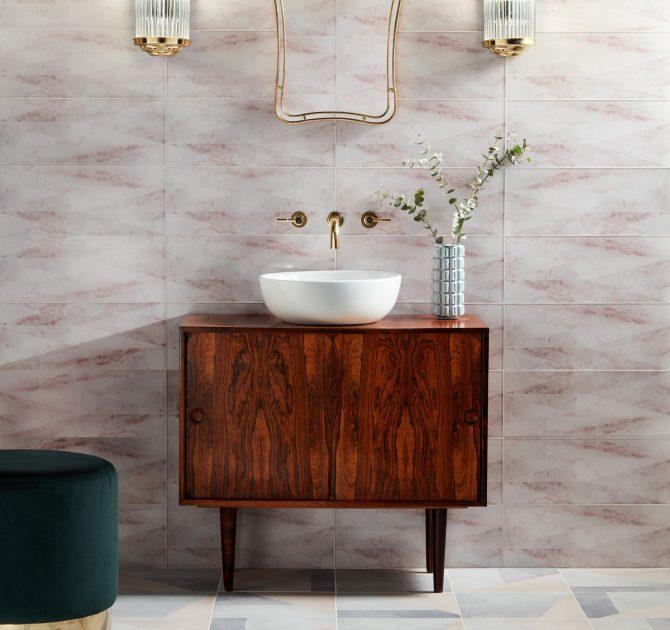 British Ceramic Tile Ltd 186071201 Old Floor No Towel