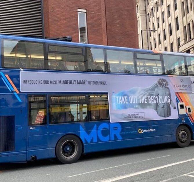 Elison bus Manchester