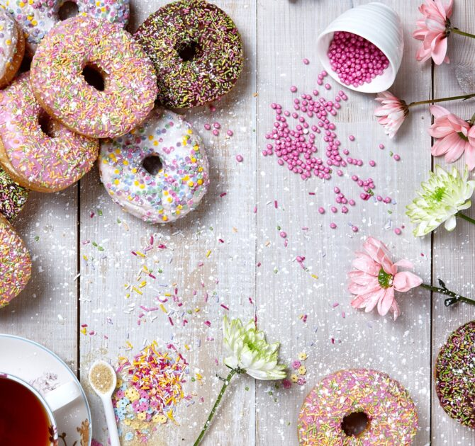 Donuts Icing