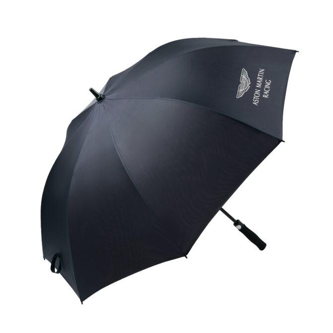 0183 A11O Aston Martin Racing Umbrella Open 0175 0183