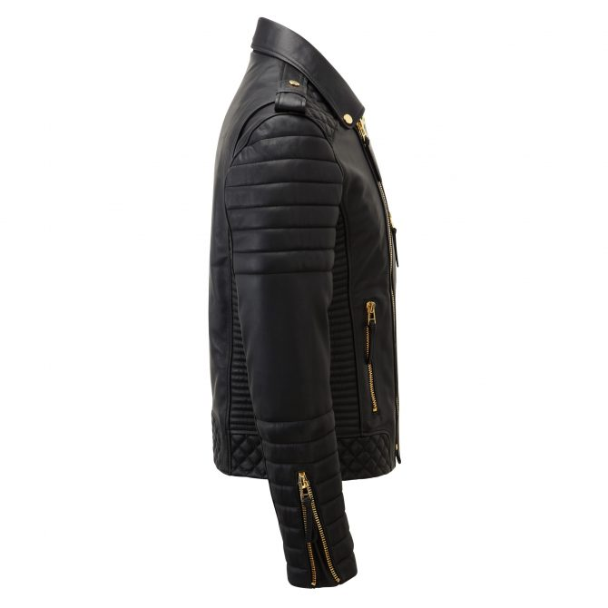 1542 Leather Jacket Side 1523 1542