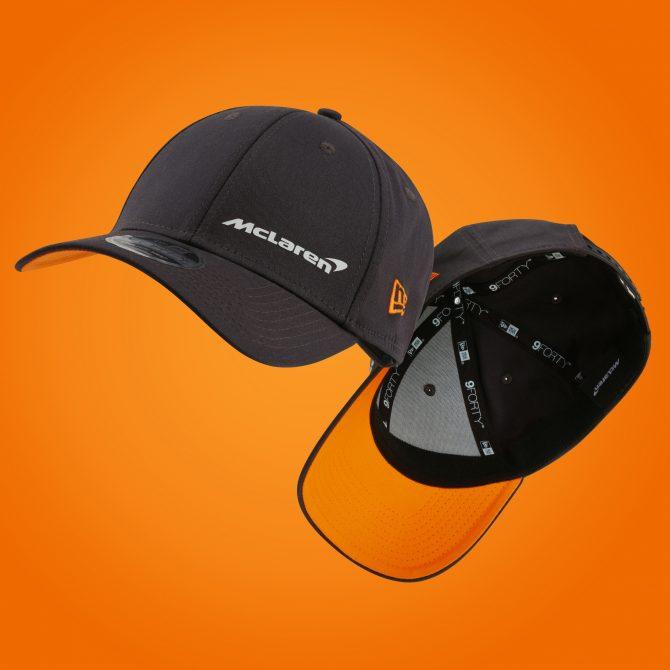 HEADWARE Essentials Anthracite Cap Anthracite