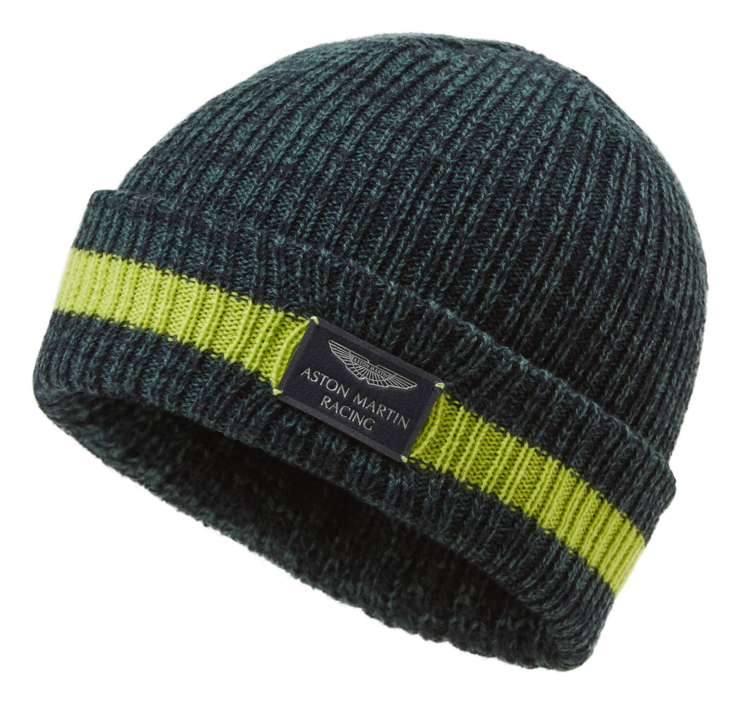 A14Kh Aston Martin Racing Knitted Hat