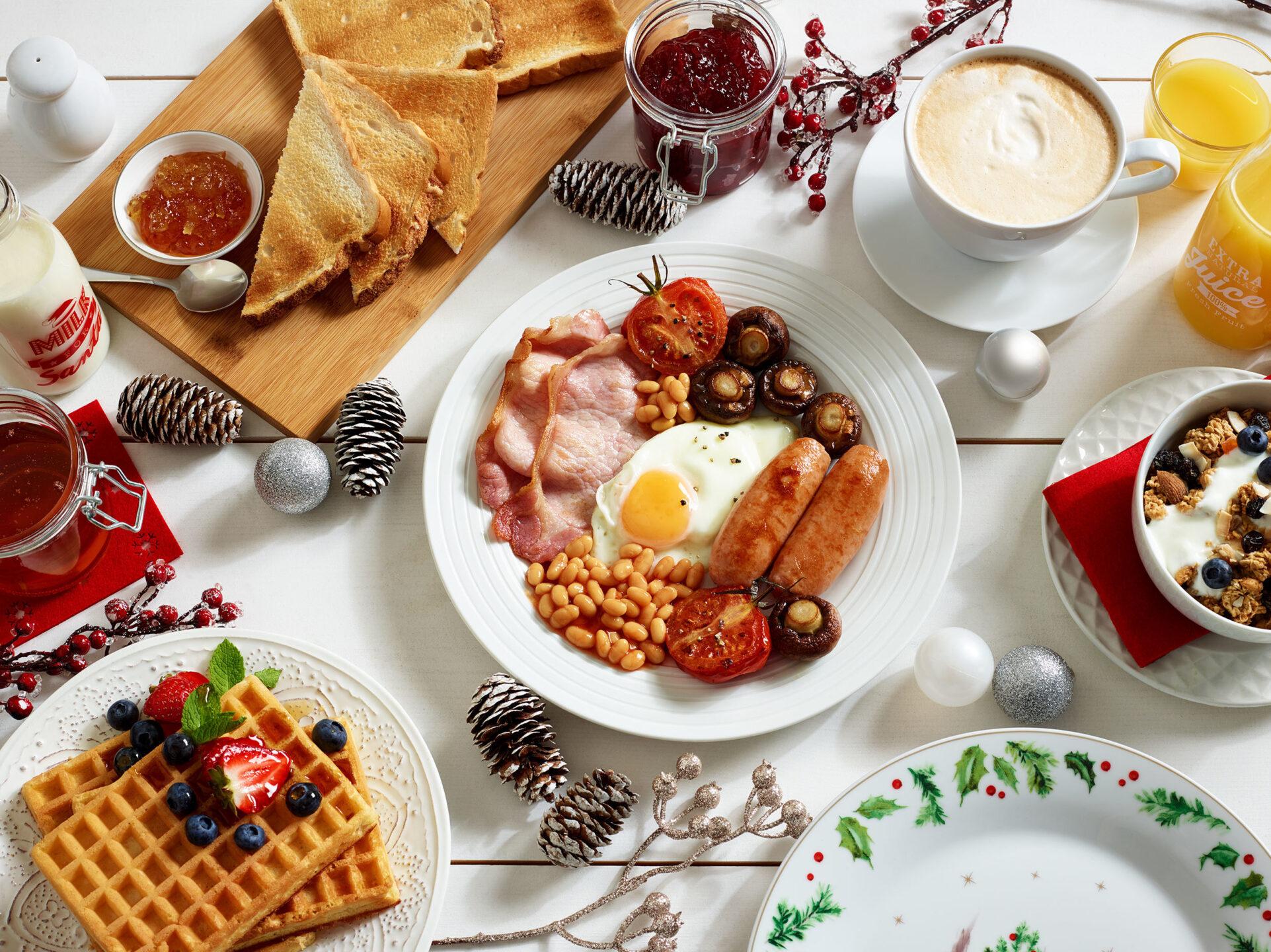 Breakfast Shot
