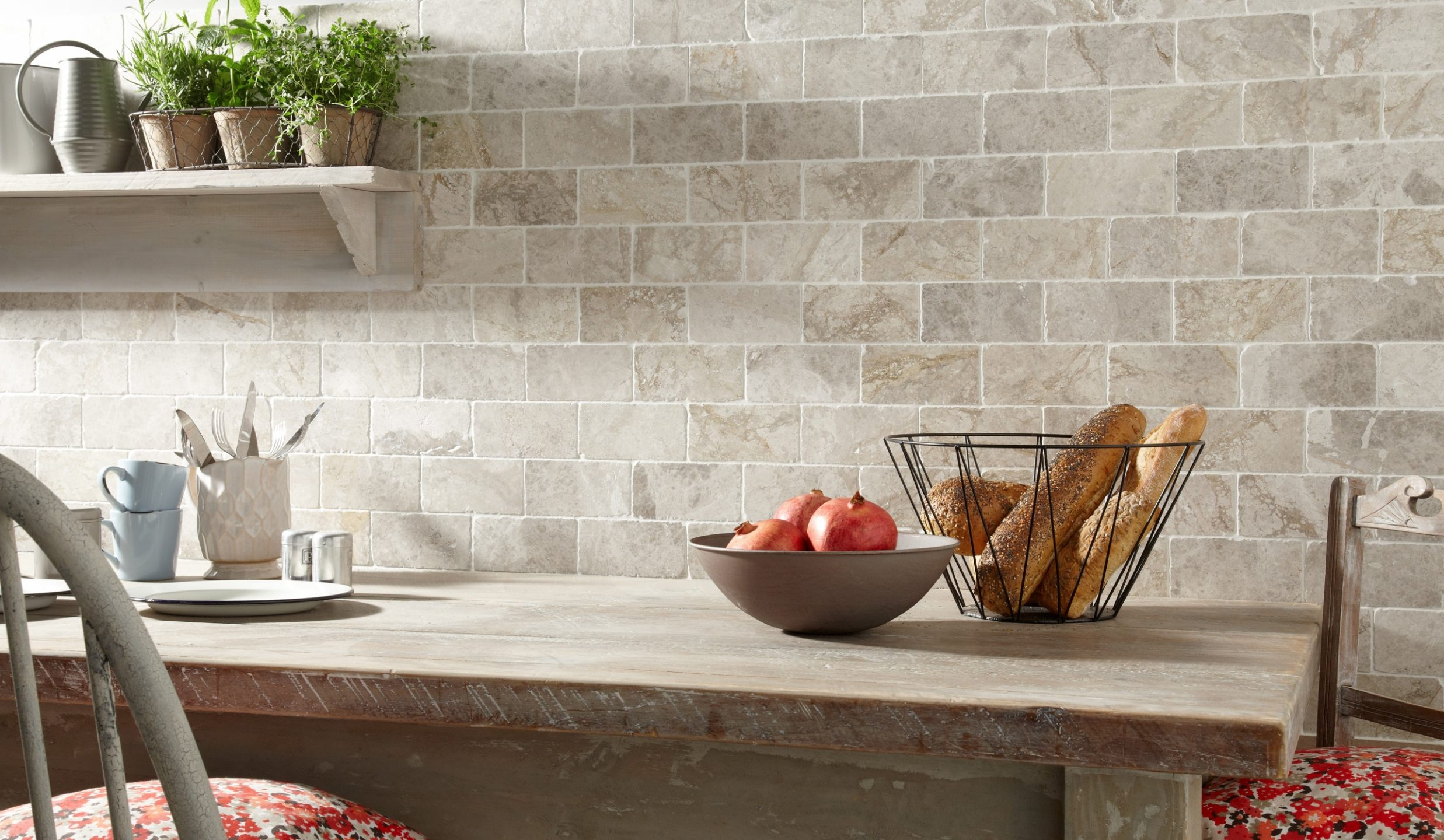 Natural Stone Kitchen