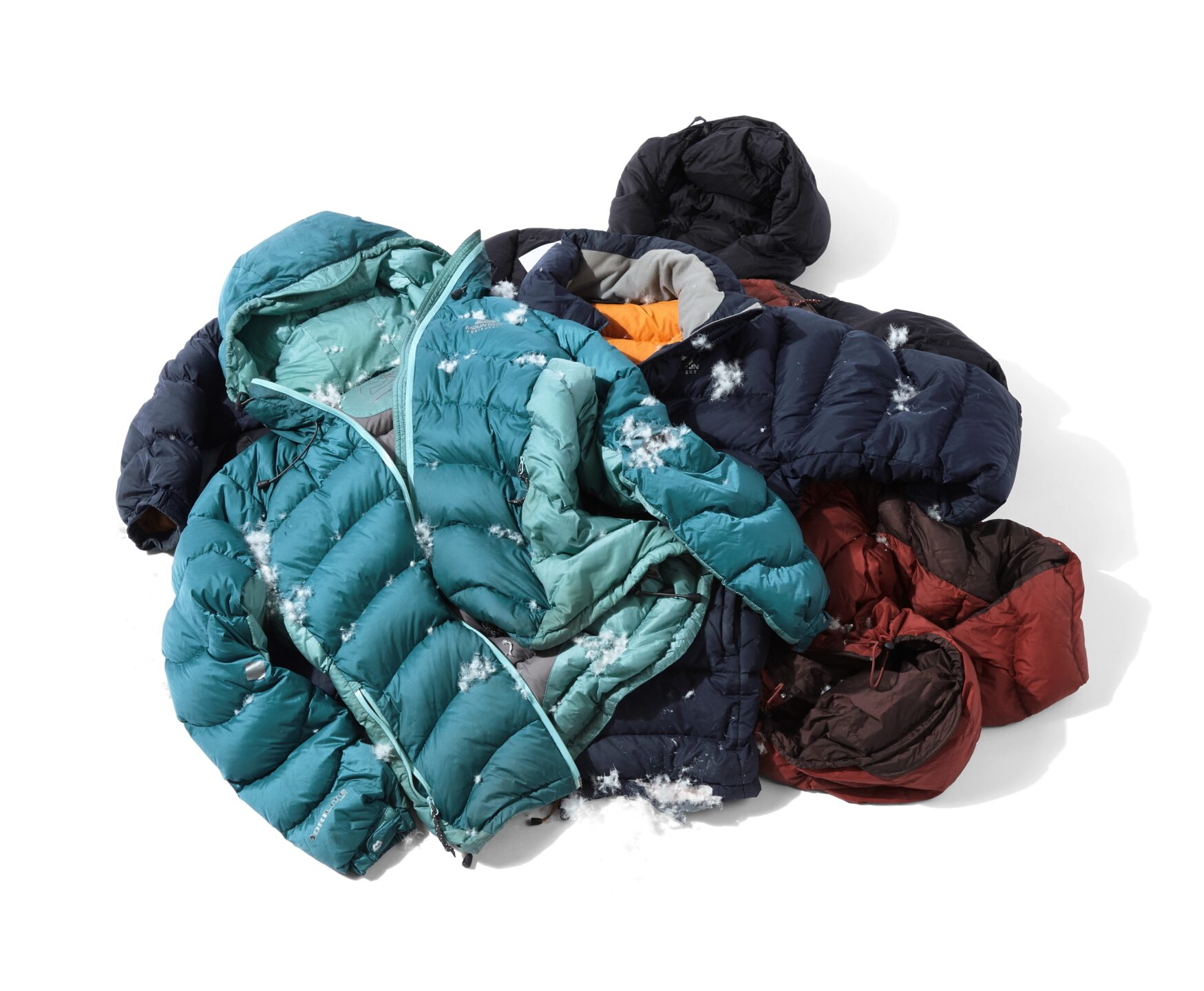 Old Jackets