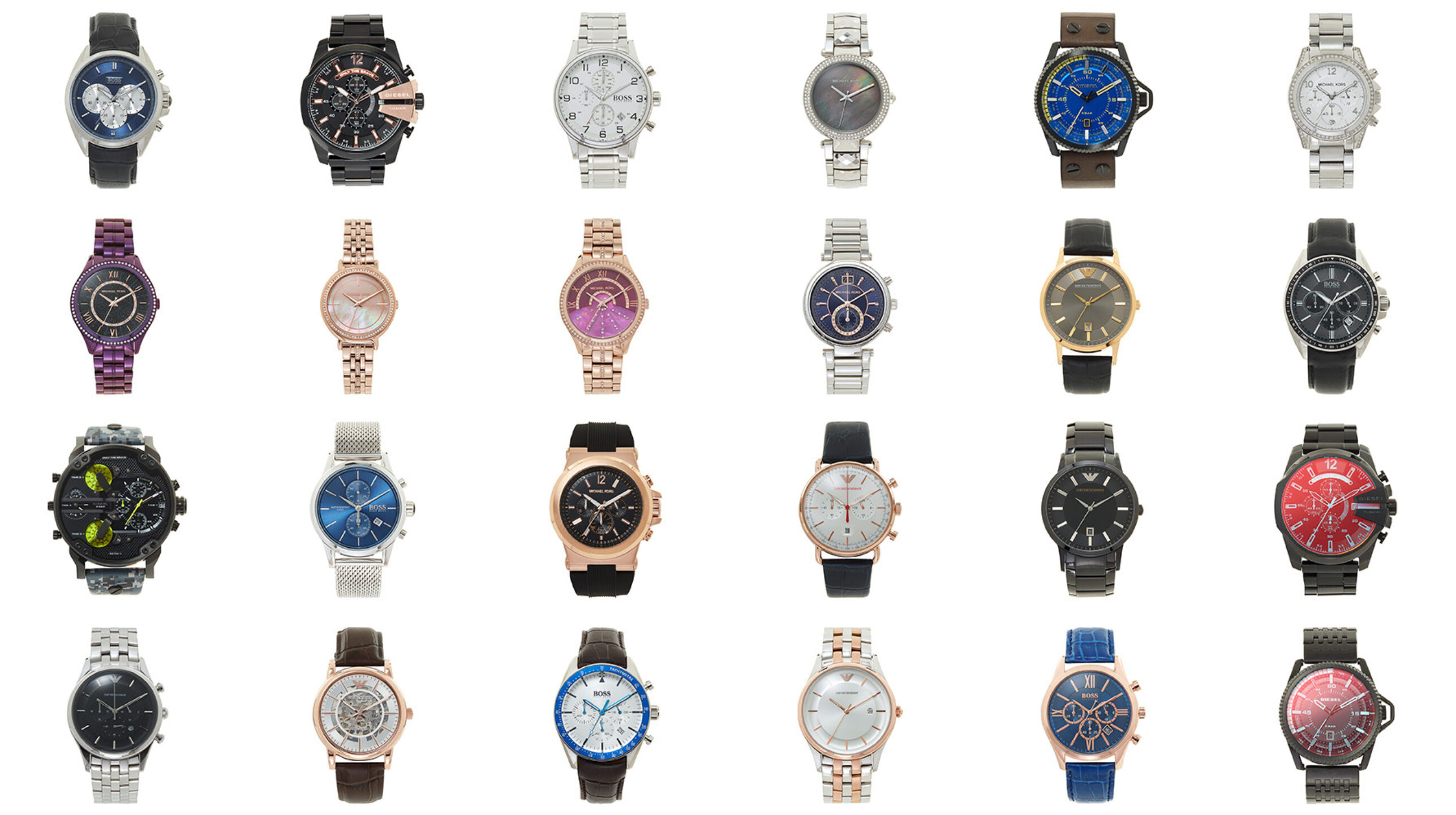 Tiled Products 25 Watches