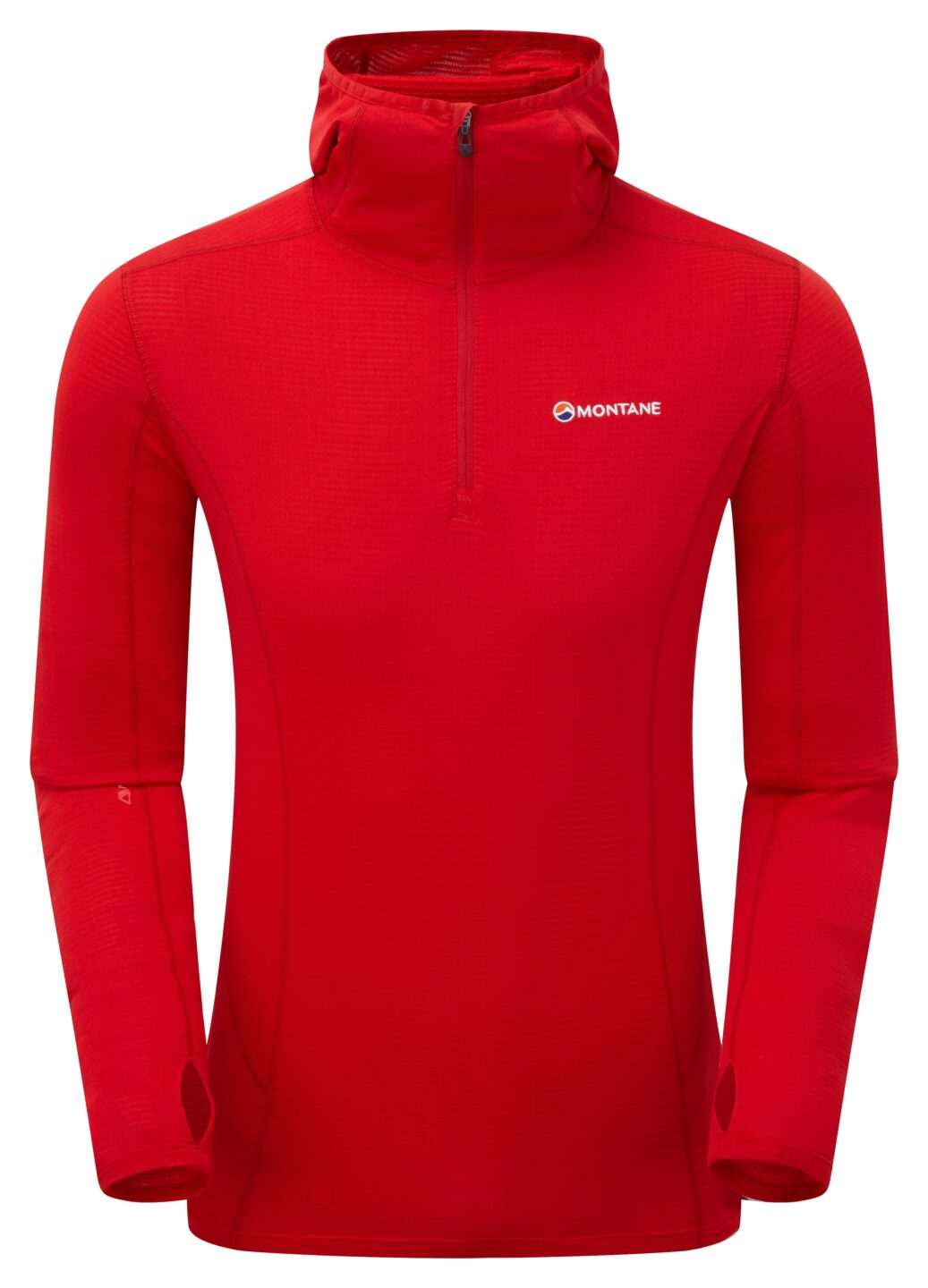 Allez Microhoodie Alpine Red