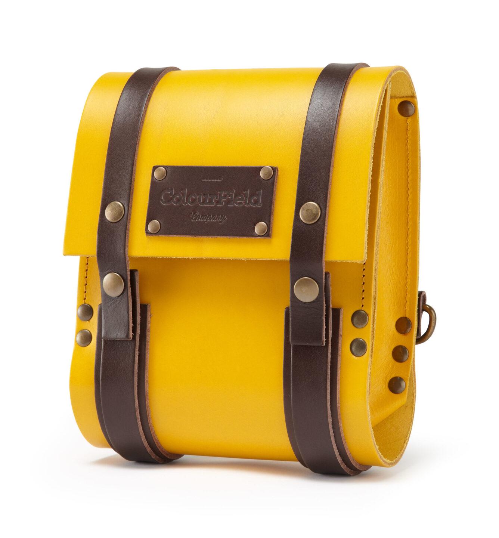Mini Yellow Dark Brown P