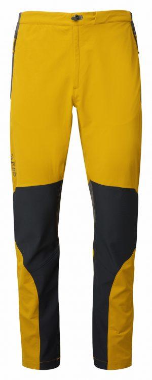 Torque Pants Dark Sulphur Qft 55 Ds
