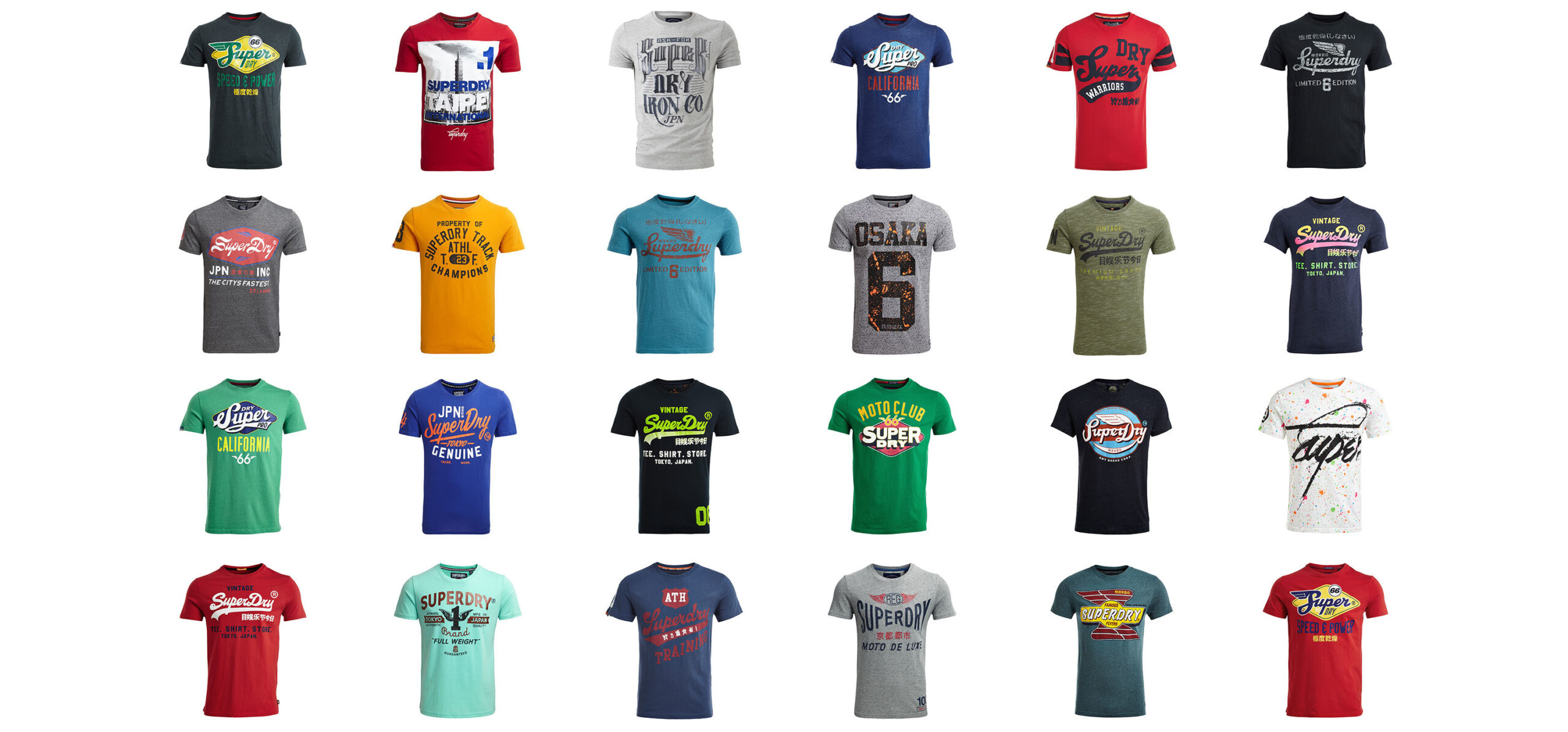 Tiled Products 25 Tshirts 2