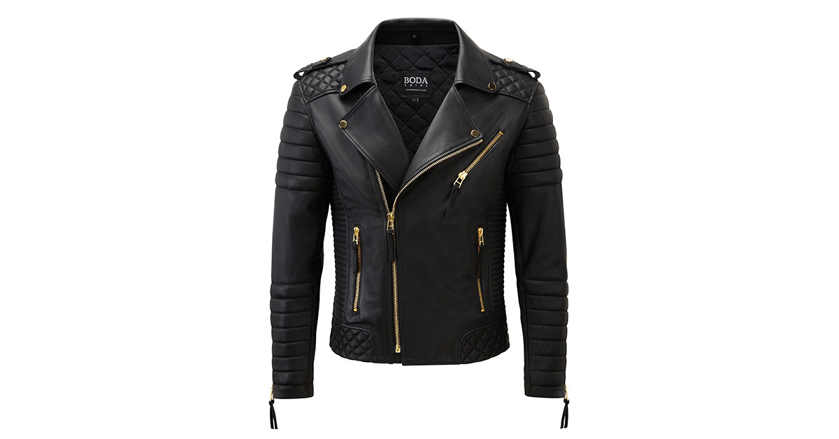 Leather Jacket Product Photography Shoot Brief